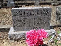 Edna Belle <I>Shields</I> Eriksen