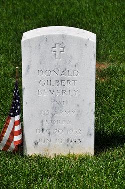 Donald Gilbert Beverly