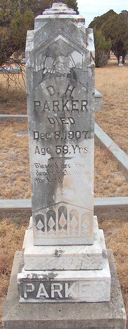 David Henry Parker
