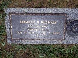 Emmett R Basham