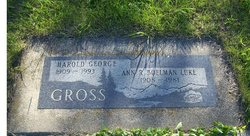Harold George Gross