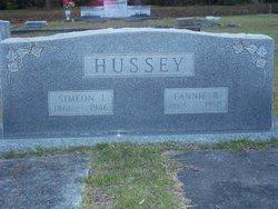 "Isaac Simeon ""Ike"" Hussey"