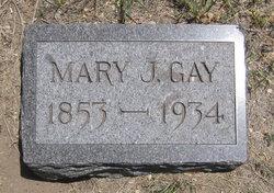 Mary J. Gay
