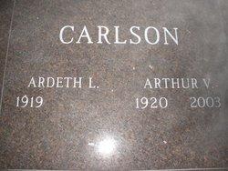 Arthur V. Carlson