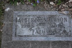 Albert Louis Everett Anderson