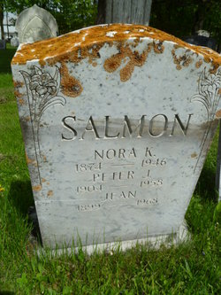 Nora Emogene <I>Kelton</I> Salmon