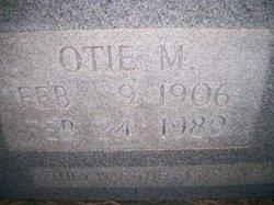 Otie M <I>Cole</I> Bledsoe