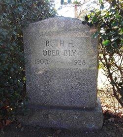 Ruth H. <I>Ober</I> Bly