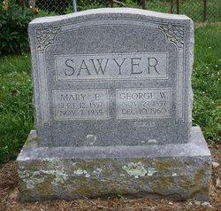 George W Sawyer