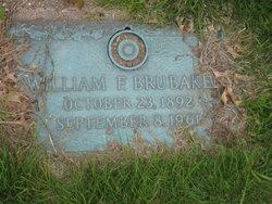 William F Brubaker