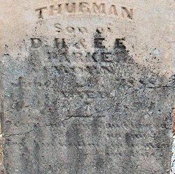 Thurman Parker
