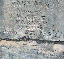Mary Ann Parker