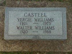 Vergie Williams Casteel
