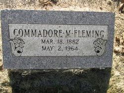 Commadore Millerson Fleming