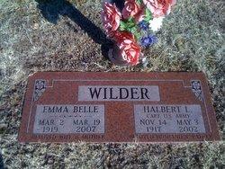 Emma Belle <I>DeVaney</I> Wilder