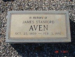 James Stanford Aven