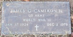James G. Cameron, Jr