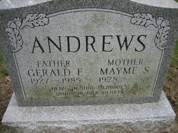 Pvt Gerald F. Andrews