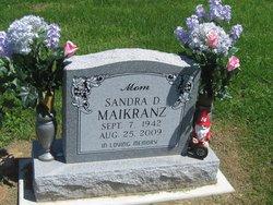 Sandra D <I>Blemker</I> Maikranz