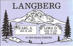Carl A. Langberg