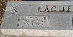 Albert G Acuff, Sr