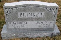 Fleta <I>Minnick</I> Brinker