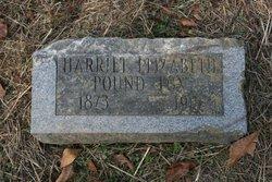 Harriet Elizabeth <I>Pound</I> Fox