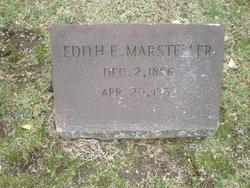 Edith E. Marsteller