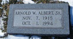Arnold W. Albert, Sr