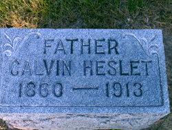 Calvin Heslet