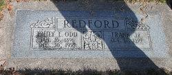 Emily Eliza <I>Odd</I> Redford