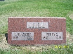 E. Blanche <I>Woolfolk</I> Hill