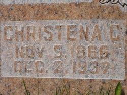 Carrie Christena <I>Christensen</I> McArthur