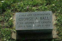 George Arvell Ball