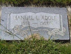 Manuel L Adolf