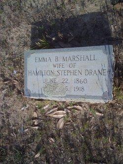 Emma B <I>Marshall</I> Drane
