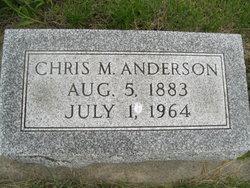 Chris M. Anderson