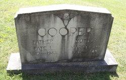 """Franklin Lafayette """"Fate"""" Cooper"""