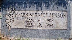 Helen Bernice Jenson