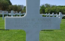 2Lt William M Annan