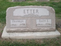"""Ellen """"Ella"""" <I>Hocker</I> Etter"""