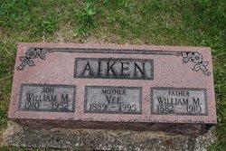Zorah Vee <I>Estes</I> Aiken