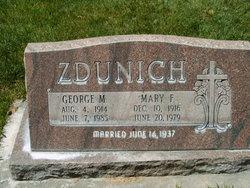 Mary F Zdunich