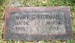 Mary Grace <I>Dahlberg</I> Eiteman