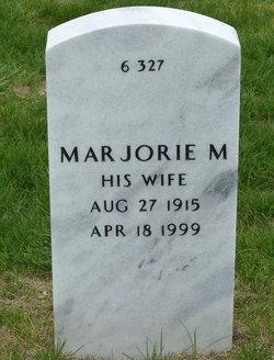 Marjorie Marie <I>Van Dyke</I> Garrett