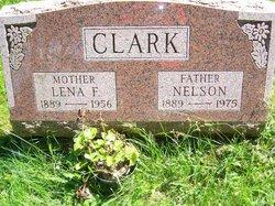 Lena <I>Farnsworth</I> Clark