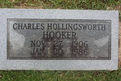 Charles Hollingsworth Hooker