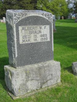 Albert W F Braun