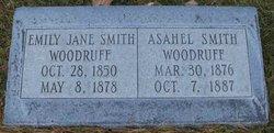 Asahel Smith Woodruff