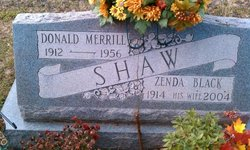 Donald Merrill Shaw